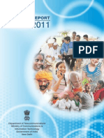 Annual Report 2010-11 (Department of Telecommunications)