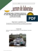 Laborator Fizica 1