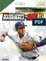MLB2K10 360 Manual