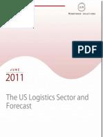 The US Logistics Sector and Forecast Executive Summary