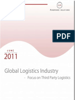 Global Logistics Industry-Focus on Third Party Logistics