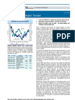 Daily FX Str Europe 05 July 2011