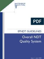 Efndt Guidelines