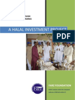 Islamic Microfinance Model for Halal Investment