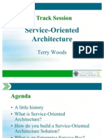 Service Oriented Arch