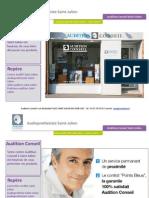 Audition Conseil Saint-Julien - Appareil auditif Saint-Julien