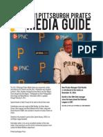 2011 Pittsburgh Pirates Media Guide