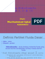Resume Hidrodinamika Iqbal