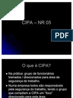 CIPA e Mapa de Risco
