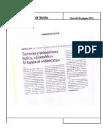 30.06.2011 - Turismo e Televisione Ispica ,Linea Blu Fa Tappa Al Mercato