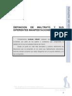 DefinicionTiposMaltrato