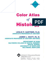 Color Atlas of Histology Gartner