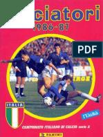 Edizioni.Panini.-.Campionato.1986.1987.-