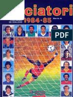 Edizioni.Panini.-.Campionato.1984.1985.-