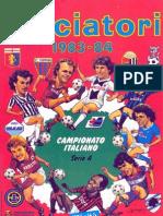 Edizioni.Panini.-.Campionato.1983.1984.-