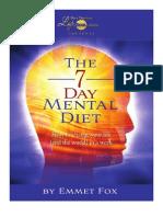 7 day mind diet pdf