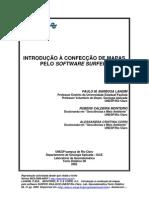 INTRODUÇÃO À CONFECÇÃO DE MAPASPELO SOFTWARE SURFER