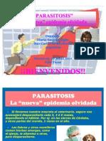 """Fitoterapeuta. María Susana Giglio ¡PARASITOSIS! La """"nueva"""" epidemia olvidada"""