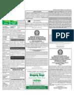 Edital Eleições da AGAP-CE CL54 - DN 2-07-2011