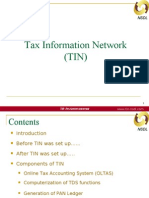 Tax Information Network (TIN) Ver 1.0