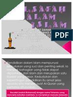falsafah Dalam Islam