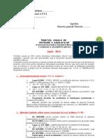 Tematica 2011 - Proiect-II