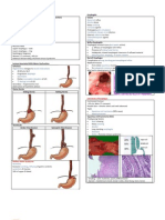 Pathology of Upper GIT Diseases