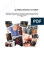 Strategising Online Activism