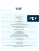 Tabela de CFOP 2