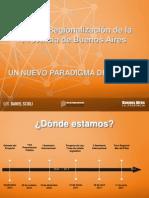 Presentación Santiago Montoya - Plan de Regionalización - Mar del Plata