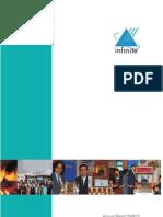 Annual Report 2009-10_Infinite