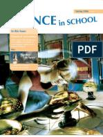 2006 Science in School