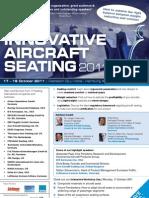 Innovative Aircraft Seating 2011