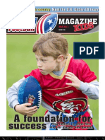 USA Football Kids Magazine Issue 18 July 2011