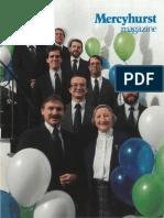 Mercyhurst Magazine - Spring 1989