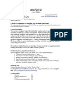 UT Dallas Syllabus for fin6311.501.11f taught by Harry Wells (hjw100020)