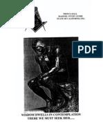 Masonry Handbook Nicolas Jospeh