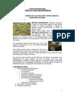 Metodo y Tecnologia Para Una Produccion Intensiva Organica y Alimentacion Saludable