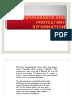 Renassaince Reformation Da Vinci