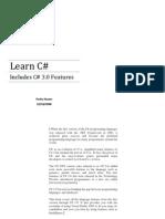 C# 3.0 Features