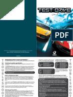 Test Drive Unlimited Manual GB