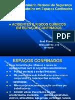 Jose Possebon Acidente e Riscos Quimicos Em Espacos dos