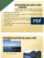Diferencia Entre Lago y Laguna
