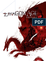 Dragon Age PC Manual (FR)