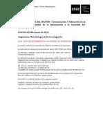 Examen Metodología de investigación