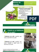 Cartelera del Programa Hablemos de Medellín- Junio 30 de 2011