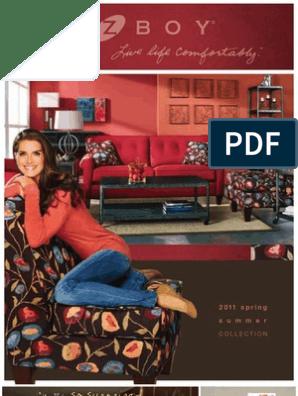 LaZBoy Furniture - 2011 Spring/Summer Catalog | Mattress | Chair