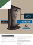 Manual Tv Lcd Cc3 32