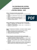 Politicas Catastrales 02Junio2008 SNCP