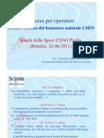 Responsabilità del tecnico 24-06-2011 Avv. V. MONTEFORTE Scuola Regionale dello Sport Coni Puglia